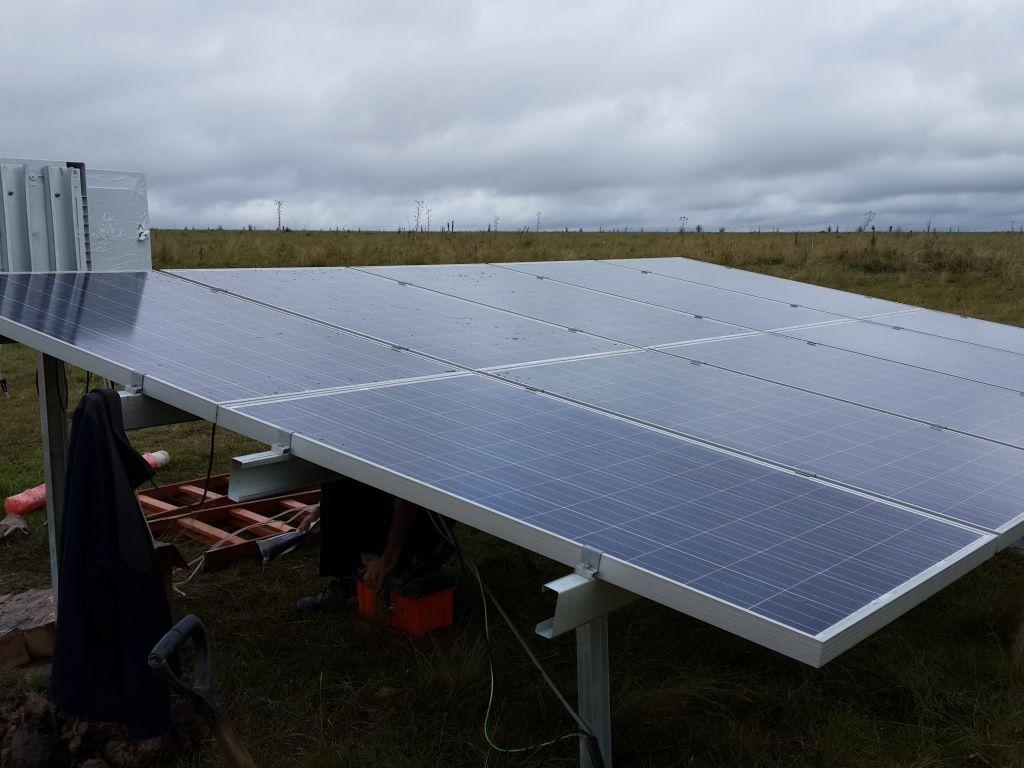 Bomba solar 1.5 hp