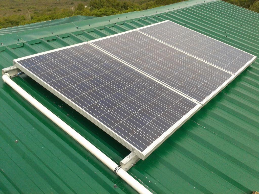 Instalación Off-Grid en Maldonado