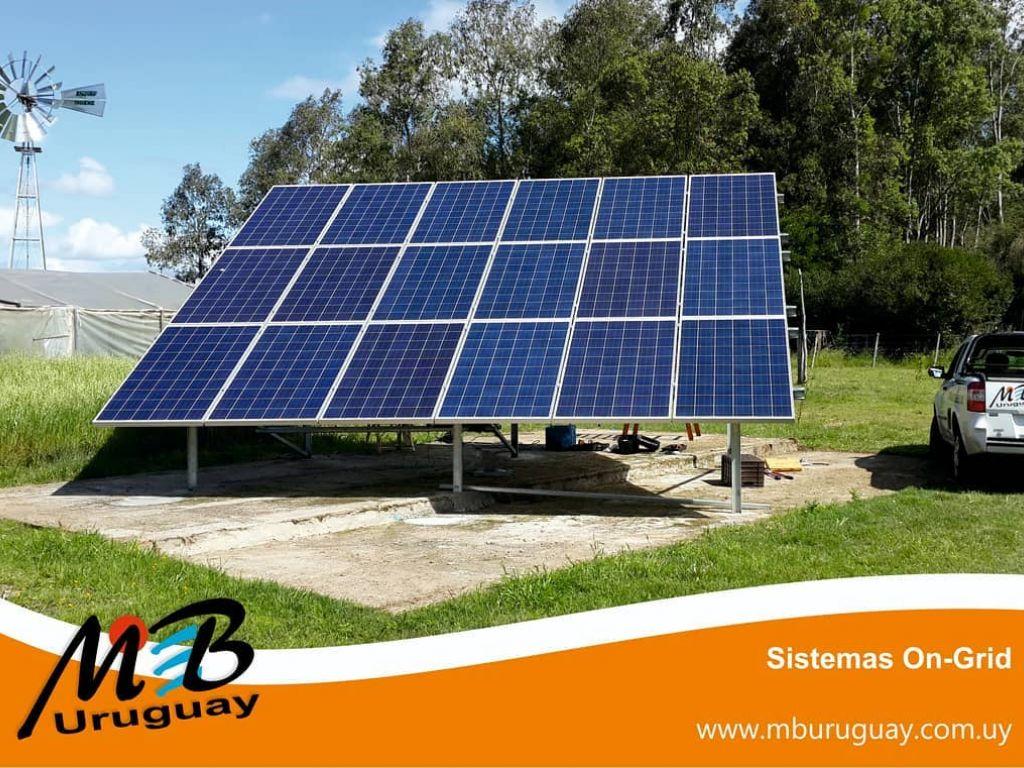 Instalación On-Grid en Tacuarembó