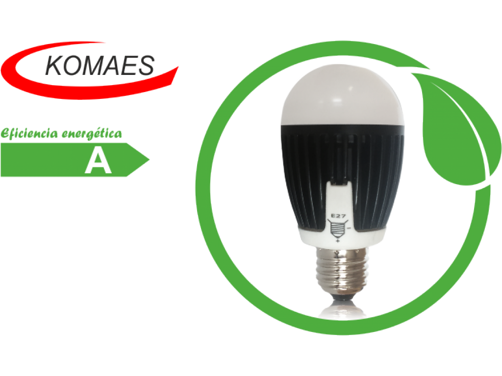 Lámpara LED 6 W Komaes