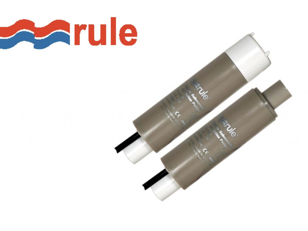 Bomba presurizadora Rule IL 500 PV