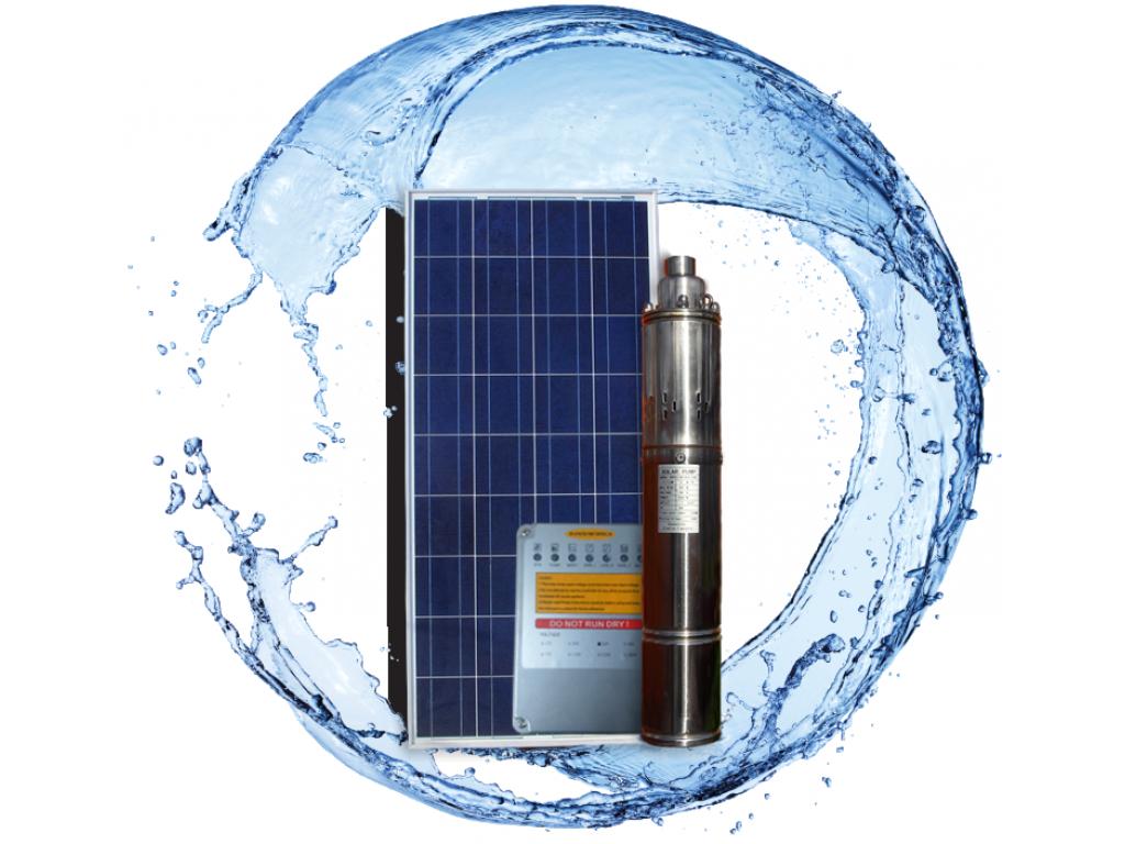 Kit Bomba Solar 1500 lts/h