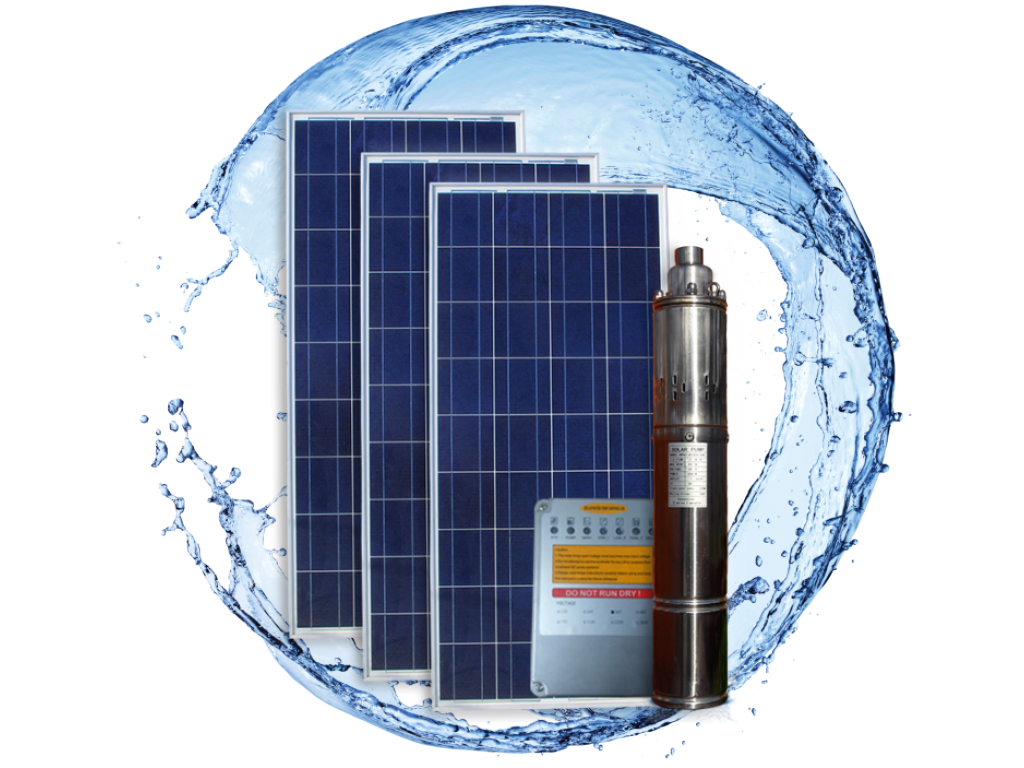 Kit Bomba Solar 3000 lts/h