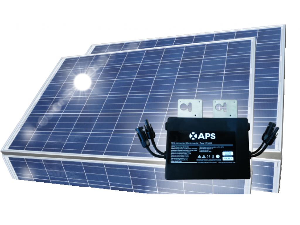 Kit Micro Inversor 500 W