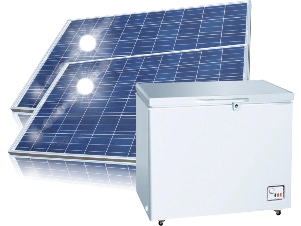 Kit Freezer Solar 300 Lts