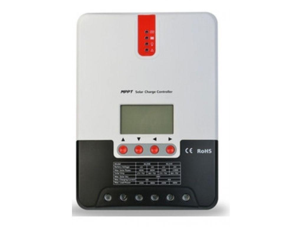 Controlador de Carga Solar KOMAES 20 Amp MPPT