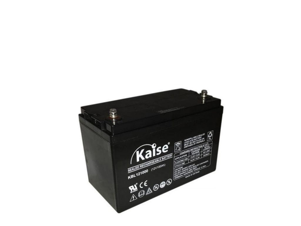 Batería 4 Amp Kaise