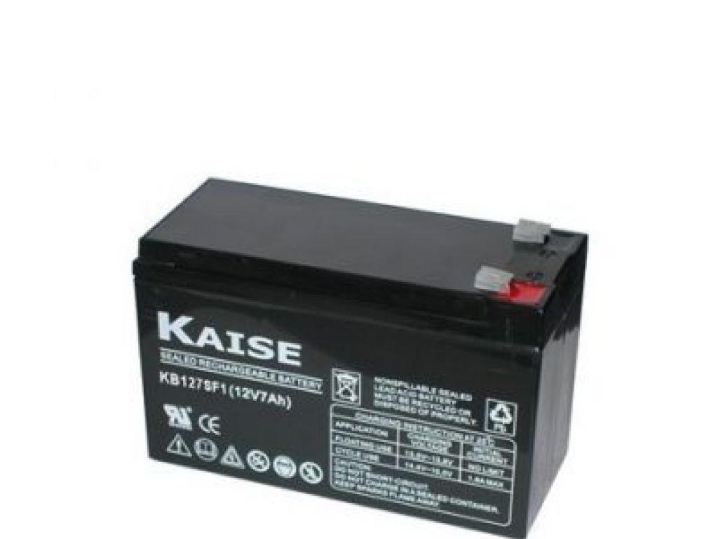 Batería 7 Amp Kaise