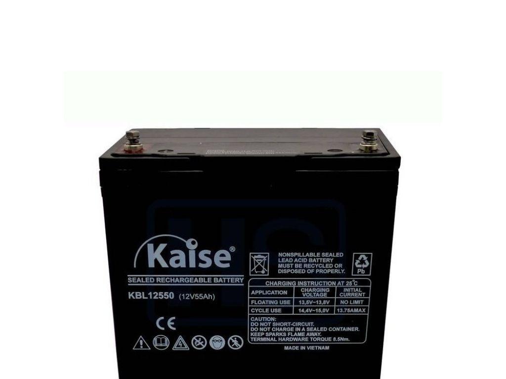 Batería 55 Amp Kaise