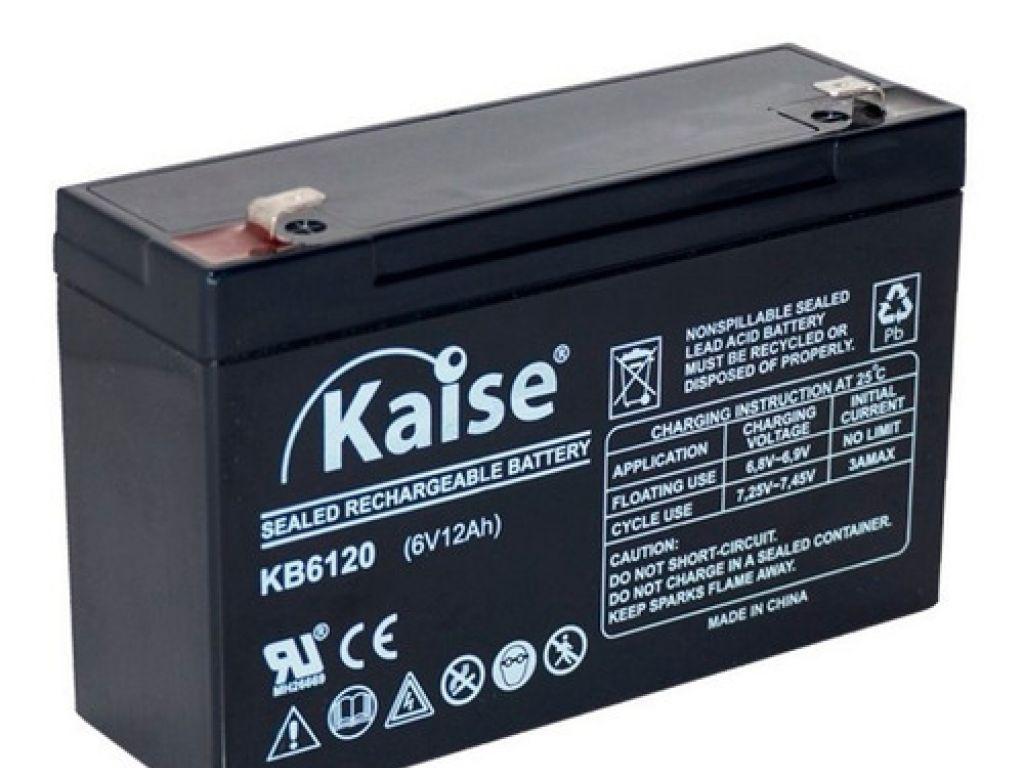 Batería 12 Amp Kaise