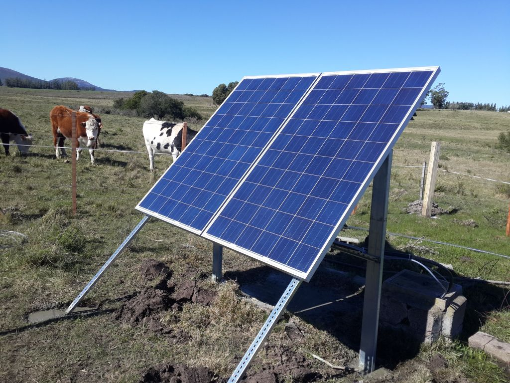 Nueva Bomba Solar Instalada