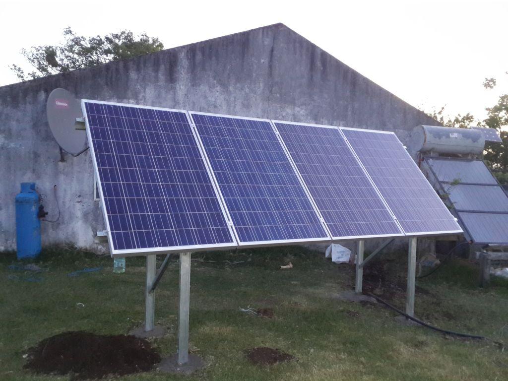 Sistema Off-Grid - MGAP