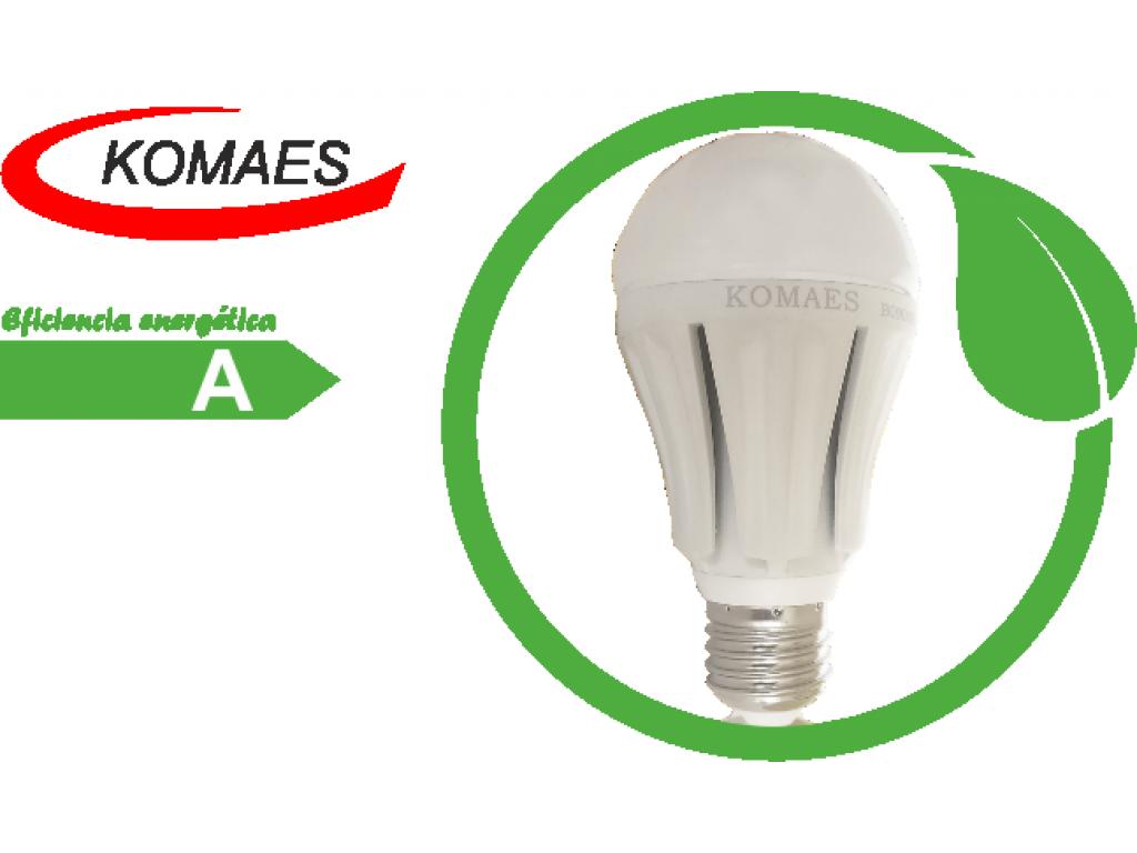 Lámpara LED 9 W Komaes