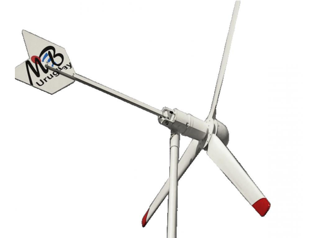Aerogenerador 700 W 24 V