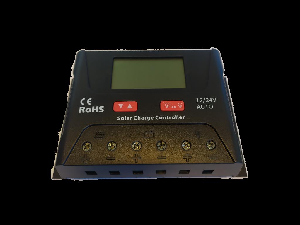 Controlador de carga KOMAES 20 A