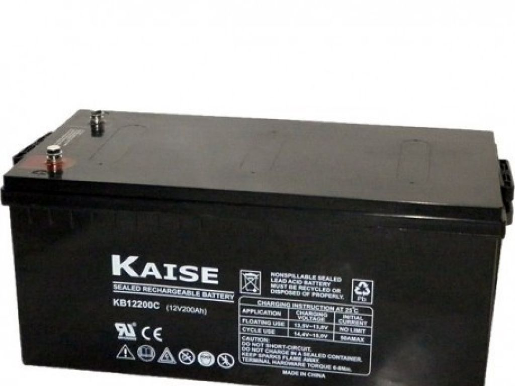 Batería 200 Amp Kaise